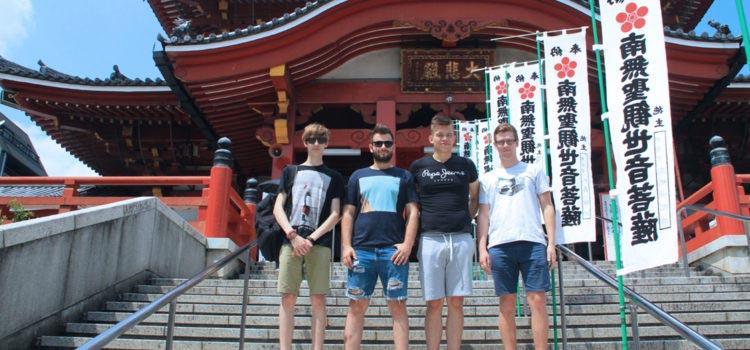 RoboCup 2017 – Nagoya, Japonska