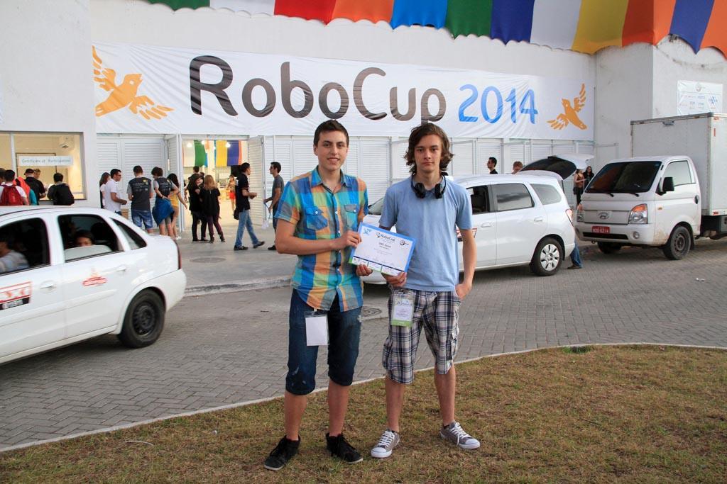 RoboCup 2014 – Brazilija