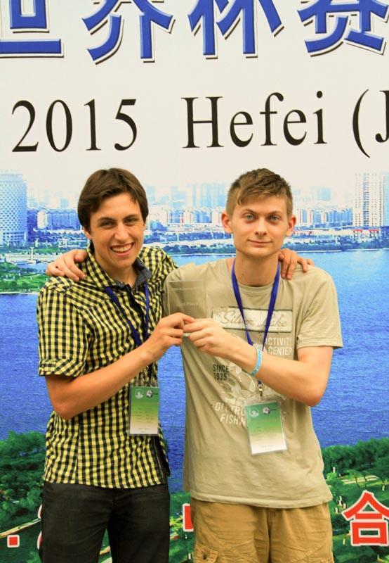 3. mesto na svetovnem tekmovanju RoboCup 2015