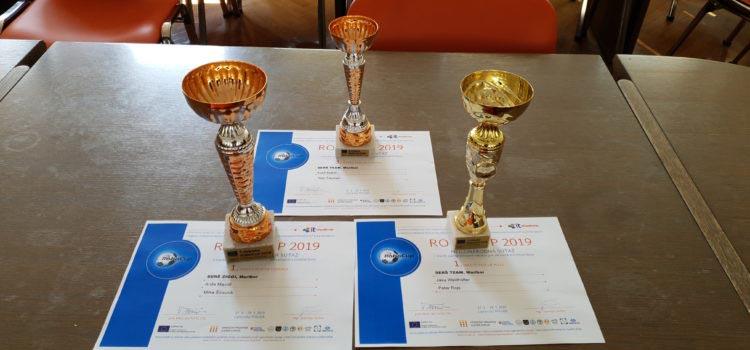 Odprto državno prvenstvo Slovaške – Robocup 2019 Slovakia