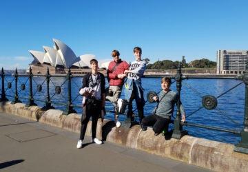 Sydney – ogled mesta